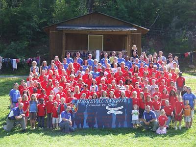 2012 Camp Season
