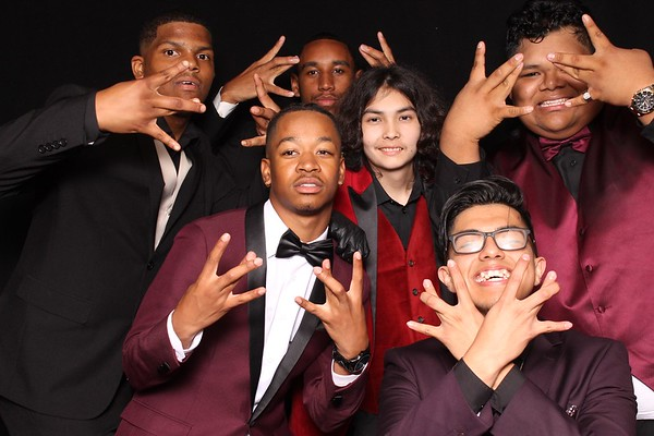 4-15-2017 Blair High School Prom
