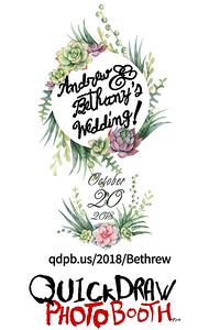Andrew & Bethany's Wedding!