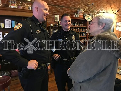 Coffee with a Cop - Dec. 14, 2017