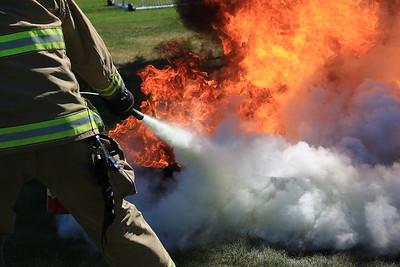 Extinguisher/Safety/Ropes & Knots      September 9