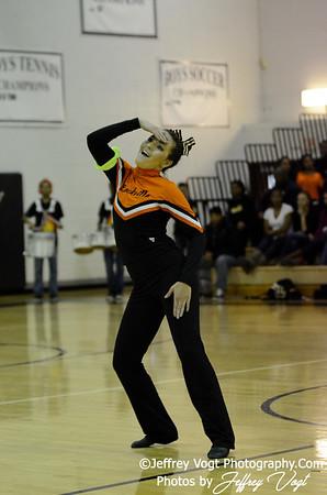 01-05-2013 Rockville HS Poms at Northwest HS Competition, Photos by Jeffrey Vogt Photography