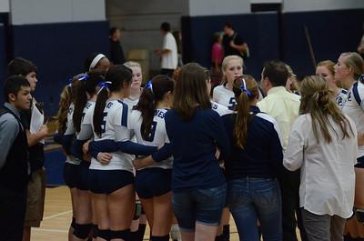 Oswego East Varsity Girls Volleyball Vs Oswego 2013