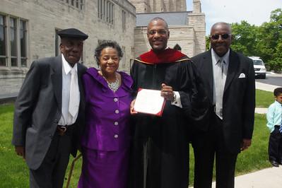 Pastor's Commencement | 05-18-2013
