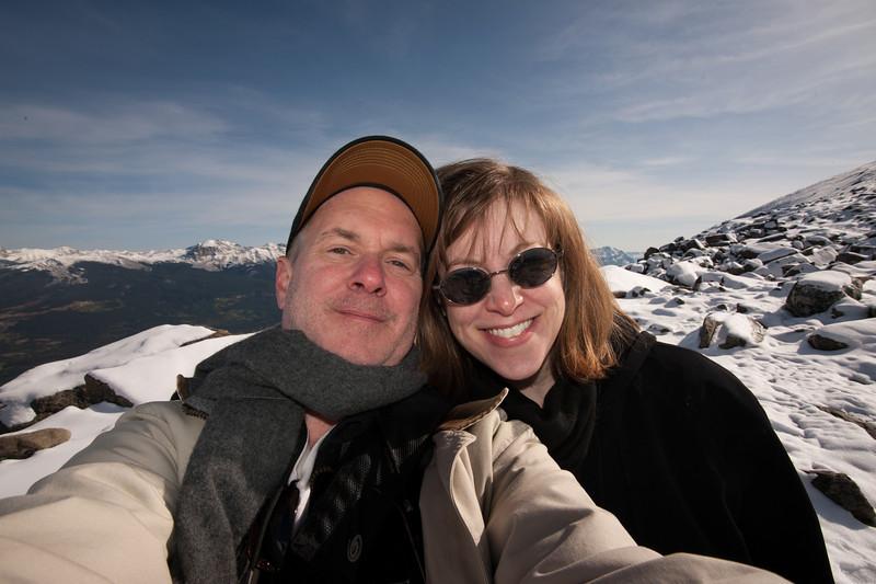 Jasper Tramway up Whistler Mountain