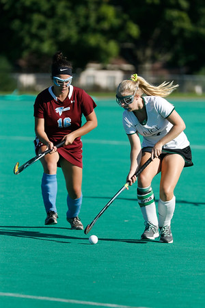 2018 Field Hockey Var vs North Country 09.07