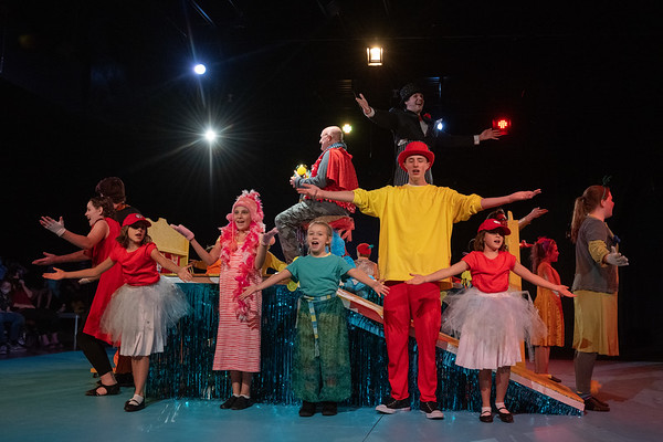 2020 Seussical (8/5 and 8/8 performances)