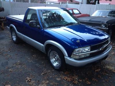 1995 S10 V-8 388 stroker