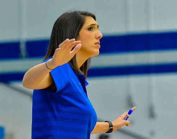 Lady Panthers, Junior Varsity, South Grand Prairie,12-08-15, Basketball-9