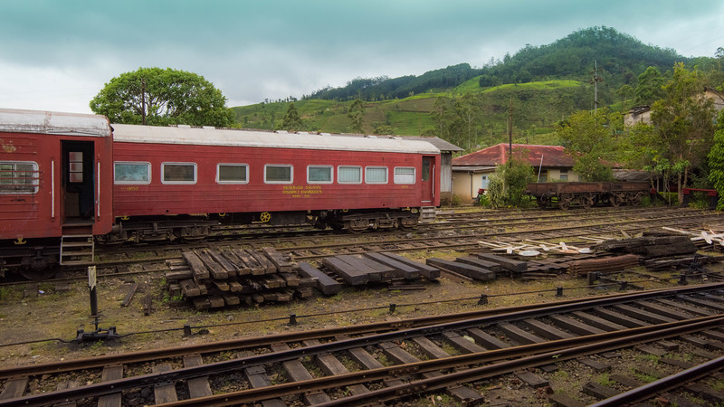 The train ride from Colombo to Kandy and up into the tea plantations of Sri Lanka's hill country is truly wonderful, not just transportation but a classic journey that's easily the best train ride in Sri Lanka.