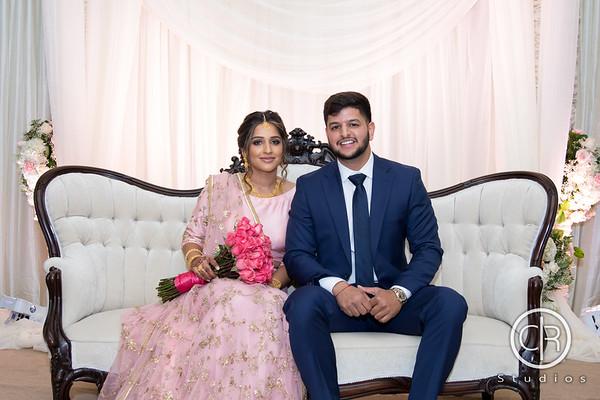 Yad & Raji's Engagement