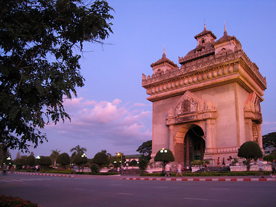 Vientiane Laos, 2008 Sep