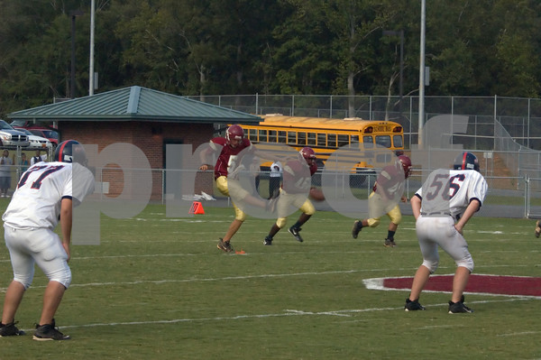 2007 JV South Paulding vs Paulding County High School Football - Guest Photographer