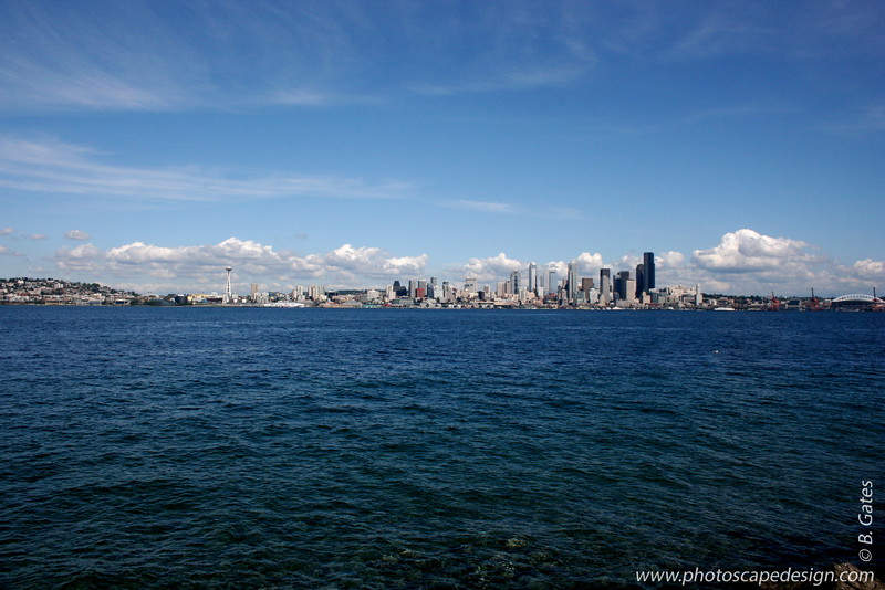Alki Beach - Seattle: 2007