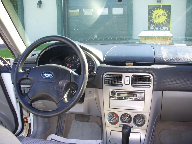 Our new 2004 Subaru Forester,sep 12, 2012. DSCN0279.JPG