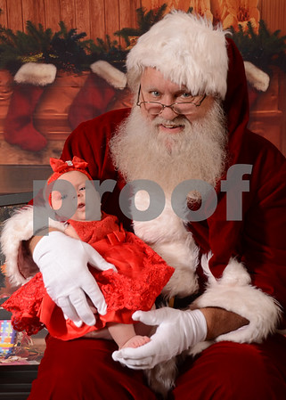 Sikes Pictures with Santa 2019