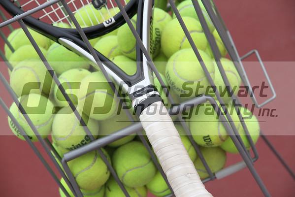 Heritage Girls Tennis 2-7-12