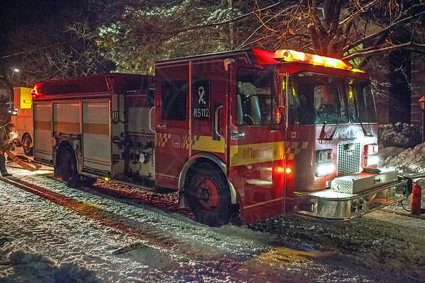 December 27, 2012 - Working Fire - 334 Sheldrake Blvd.