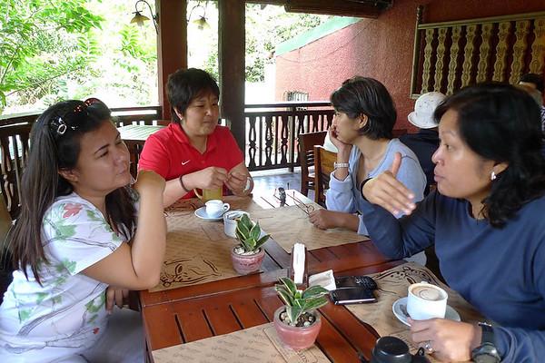 Nancy's Manila Visit 09-06-11