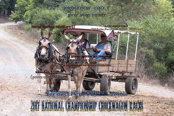 Wednesday 2017 National Championship Chuckwagon Races