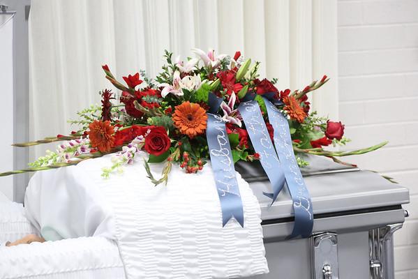Lee Challis Funeral