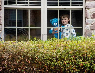 Broadmoore Court in The Woods Hosts Teddy Bear Hunt by Sarah A. Miller