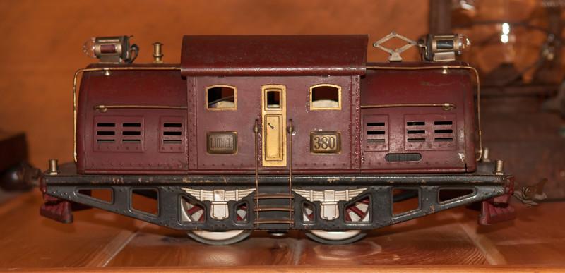 Lionel Electric Locomotive 0-4-0 #380