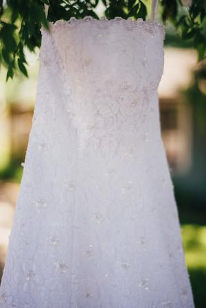 Tara + Cory Wedding