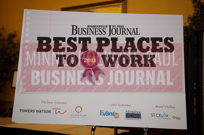 Best Places to Work 2011
