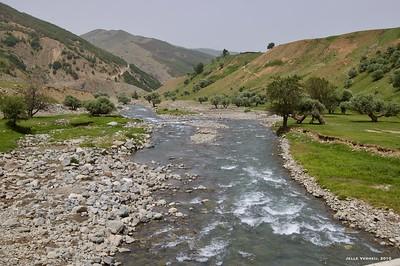 A trip to İnardi (Heytink), Muş province, 2010