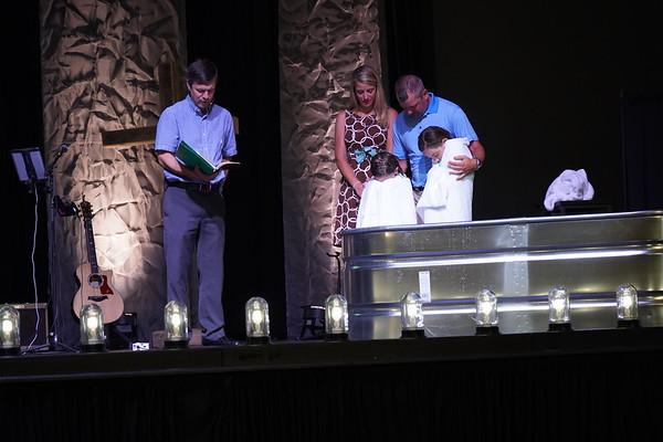 Lima Baptism  06-16-19
