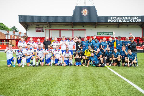Raising Spirits FC v Supporting Charities 04-07-21