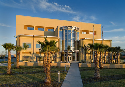 DEA District Office, McAllen TX.  Client:  Alliance Architects, Richardson, TX.