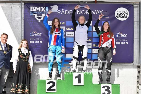 European Cup 05-05-2019 Rade -Sunday - podium championship