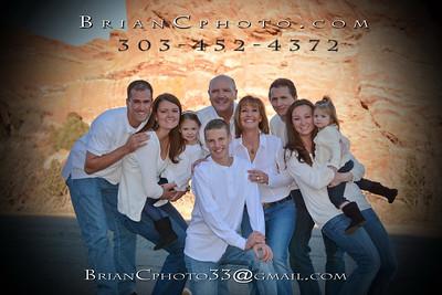 Steve Laurie Family