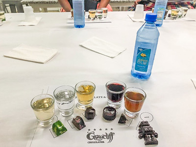 Graycliff Mansion Tour with chocolate and spirits pairing