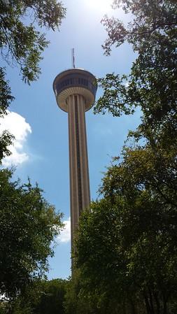 Riverwalk & Tower of the Americas