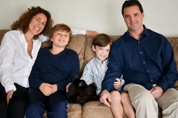 Shea Family Holidays 2013
