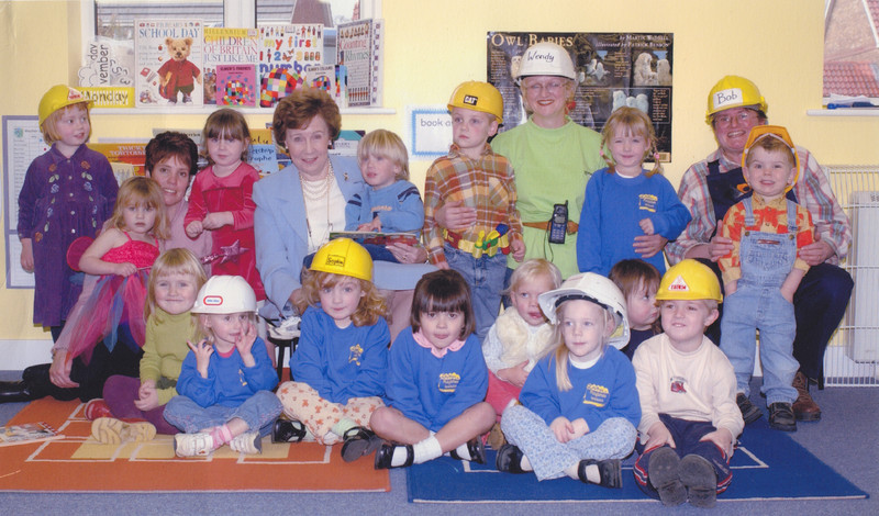 Opening of Playtimes Playgroup