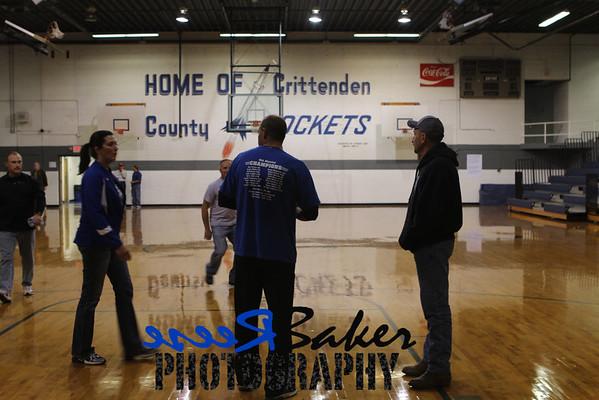2012 Crittenden Co Donkey Basketball