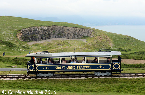 Great Orme Tramway, June 2016