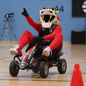 Guildford Heat v Reading Rockets (11.08.10)