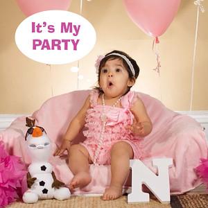 02/28/15 Lily's 1st Birthday