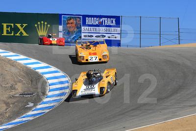 2012 RMMR Group 4B Sunday Rolex Monterey Motorsports Reunion