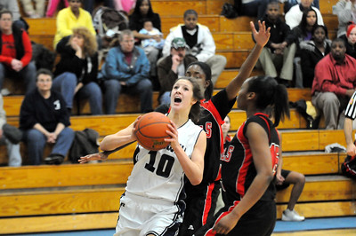 2009-10 McDowell Girls Basketball