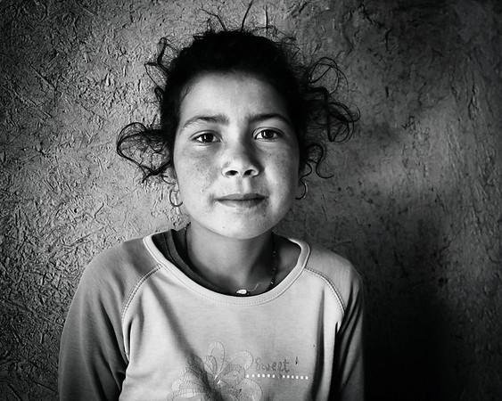 BW Berbere Portraits
