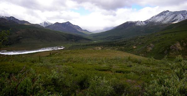 Dempster Highway, Yukon '08