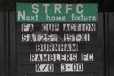 25/8/12 Burnham Ramblers (H) FAC