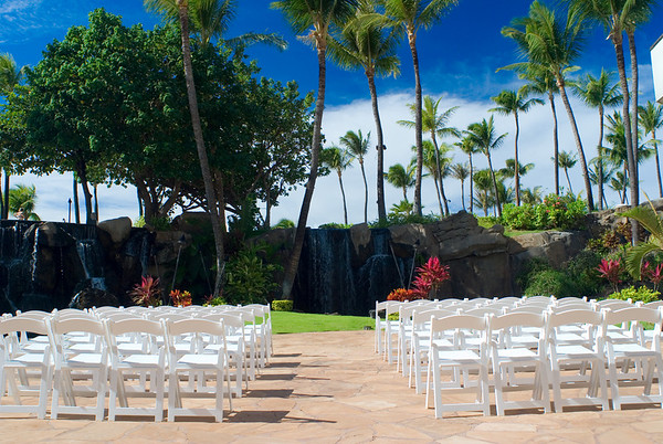 Maui Hawaii Wedding Photography for Scattergood 10.20.07 Evening 150