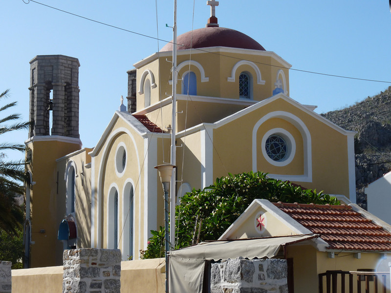 Church of Megali Penagia